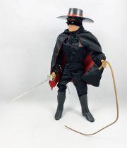 Action Joe (tenue+mannequin) - Zorro (satiné) - Ceji - Réf 2655