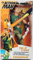 Action Man - Hasbro 1997 - Tir à l\'Arc
