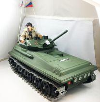 Action Man - Scorpion Tank (w/pilot) - Palitoy Ref 34710