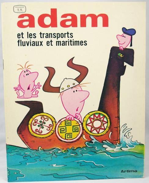 Adam - Artime Edition - #4 Adam and river and maritime transportation