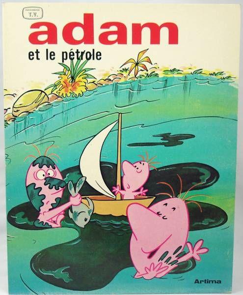 Adam - Artime Edition - #7 Adam and petroleum