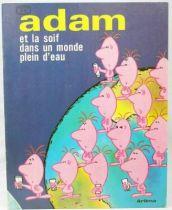 Adam - Editions Artima - n°8 Adam et la soif dans un monde plein d\'eau