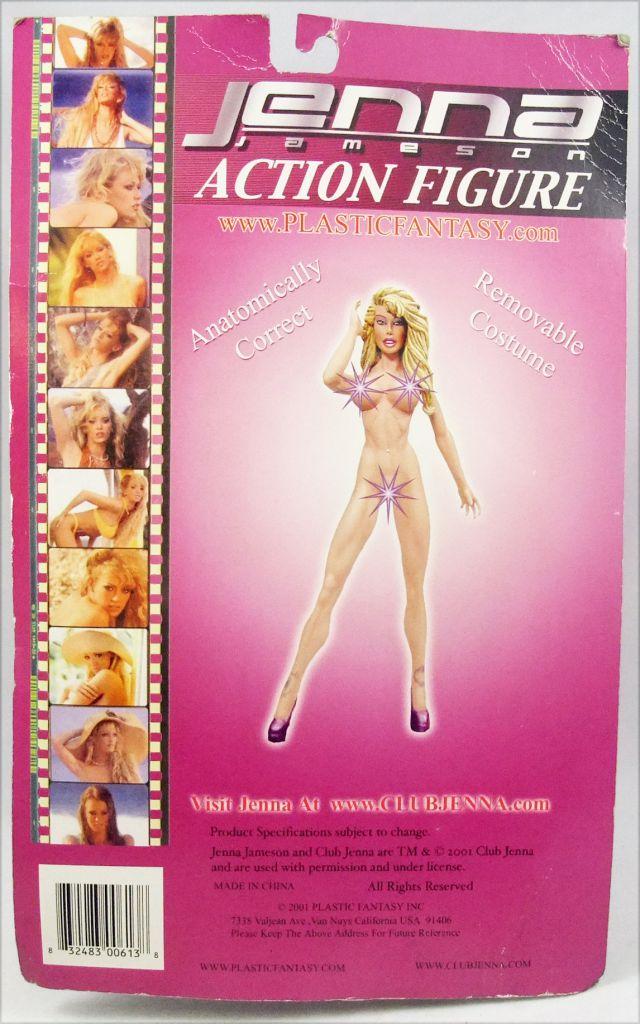 Adult Superstars - Plastic Fantasy - Jenna Jameson