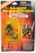 Advanced Dungeons & Dragons - LJN - Elkhorn (carte Canada)