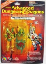 Advanced Dungeons & Dragons - LJN - Northlord (carte Canada)
