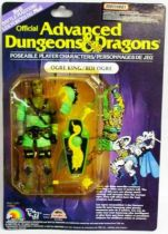 Advanced Dungeons & Dragons - LJN - Ogre King (carte Canada)