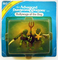 Advanced Dungeons & Dragons - LJN TSR Adventure Figures - Bullywugs of the Bogs
