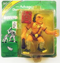 Advanced Dungeons & Dragons - LJN TSR Adventure Figures - Odious Ogre & Book of Magic