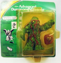 Advanced Dungeons & Dragons - LJN TSR Adventure Figures - Shambling Mound & Treasure Sack