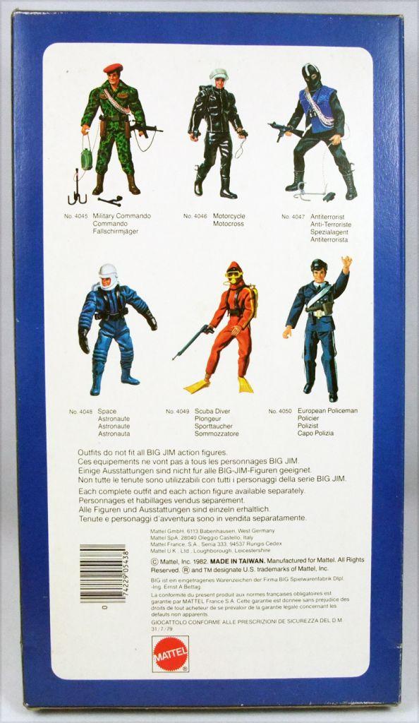 Adventure series - European Policeman Adventure set (ref.4050)