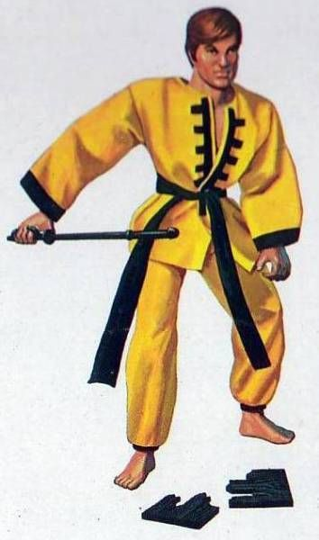 Adventure series - Karate Action set (ref.7391)