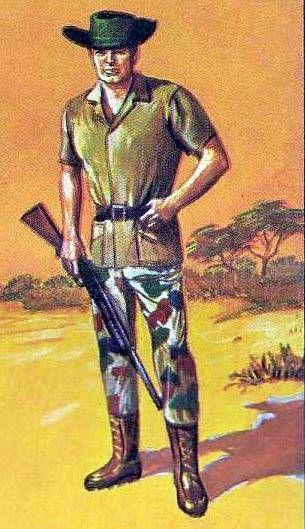 Adventure series - Safari outfit (ref.8861) Congost