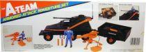 Agence tous risques - Véhicule Galoob - Vehicule Blindé de Reconnaissance avec Barracuda