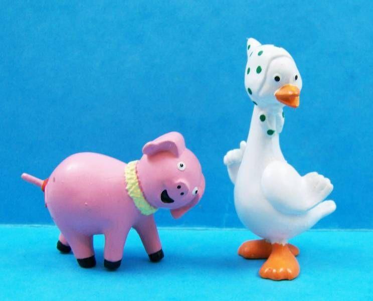Aglae & Sidonie - Figurines PVC Papo
