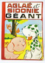 Aglaé & Sidonie Géant Issue #1 - Editions MCL 1977