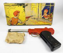 Air-Lux (Vintage Pop Gun) - J.A. Paris (1950\'s) - Mint with Box