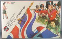 Airfix 1:32 51462-2 Waterloo Highland Infantry 1815 Mint in Sealed Wrapped 1973 Box