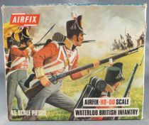 Airfix 1:72° S43 Waterloo British Infantry Type 3 Box (Loose)