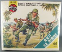 Airfix 1:72 S16 WW2 US Marines Mint in 1975 Type4 Sealed Wrapped Box