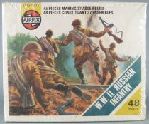Airfix 1:72 S17 WW2 Russian Infantry Mint in 1975 Type4 Sealed Wrapped Box