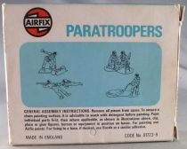 Airfix 1:72 S23 WW2 British Paratroops Type 3 Box (Loose)