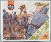 Airfix 1:72 S26 WW1 German Infantry Mint in 1975 Type4 Sealed Wrapped Box