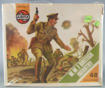 Airfix 1:72 S27 WW1 British Infantry Mint in 1974 Sealed Wrapped Box