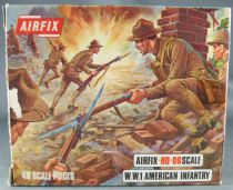 Airfix 1:72 S29 WW1 American Infantry Type 2 Box (Loose)