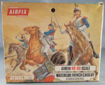 Airfix 1:72 S36 Waterloo French Cavalry (Cuirassiers) Loose with type2 box