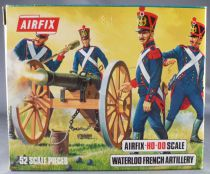 Airfix 1:72 S37 Waterloo French Artillery Type 3 Box (Loose)