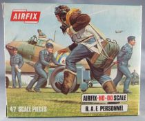 Airfix 1:72 S47 WW2 British R.A.F. Personnel Type 3 Box (Loose)