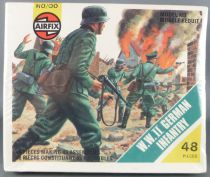 Airfix 1:72 S5 WW2 German Infantry Mint in 1975 Type4 Sealed Wrapped Box (Mint)