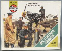 Airfix 1:72 S55 WW2 German Luftwaffe Personnel Mint in 1975 Type4 Sealed Wrapped Box