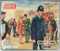 Airfix 1:72 S6 Civilians Loose in type 2 Box