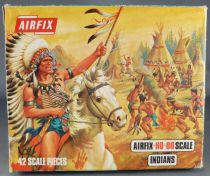 Airfix 1/72 S8 Indians Loose with type 3 Box