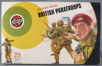 Airfix 51450-9 1:32 WW2 British Parartroops Near Mint in 1973 Box