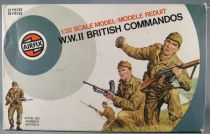 Airfix 51454-1 1:32 WW2 British Commandos in1976 Box