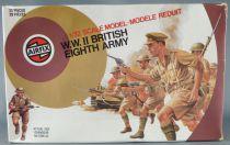Airfix 51456-7 1:32 WW2 British Height Army Near Mint in 1973 Box