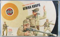 Airfix 51457-0 1:32 WW2 German Afrika Korps 1973 color box