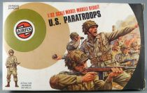 Airfix 51464-8 1:32 WW2 Us Paratroopers in 1975 Box