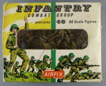 Airfix 72° 2ème G.M. Anglais Infanterie S3 occasion avec boite type1