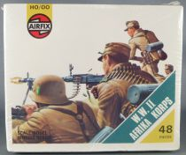 Airfix 72° S11 WW2 Allemand Africa Corps Neuf Boite Type4 1975 Cellophanée
