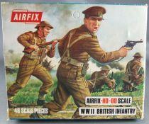 Airfix 72° S3 2ème G.M. Anglais Infanterie Boite Type 3 (Occasion)