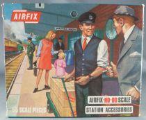 Airfix 72° S42 Accessoires de Gare Boite Type 3 (Occasion)
