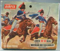 Airfix 72° S43 Waterloo Anglais Cavalerie (Hussards) Boite Type 2 (Occasion)