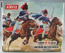Airfix 72° S43 Waterloo Anglais Cavalerie (Hussards) Boite Type 3 (Occasion)