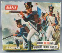 Airfix 72° S44  Waterloo Francais Infanterie Boite Type 3 (Occasion)