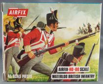 Airfix 72° S45 Waterloo Anglais Infanterie Boite Type 3 (Occasion)