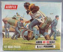 Airfix 72° S47 2ème G.M. Anglais Personnels de la R.A.F. Boite Type 3 (Occasion)