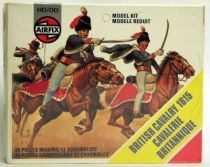 Airfix 72° Waterloo British Cavalry (Hussars) S43 type4, 1978 Box (Mint)